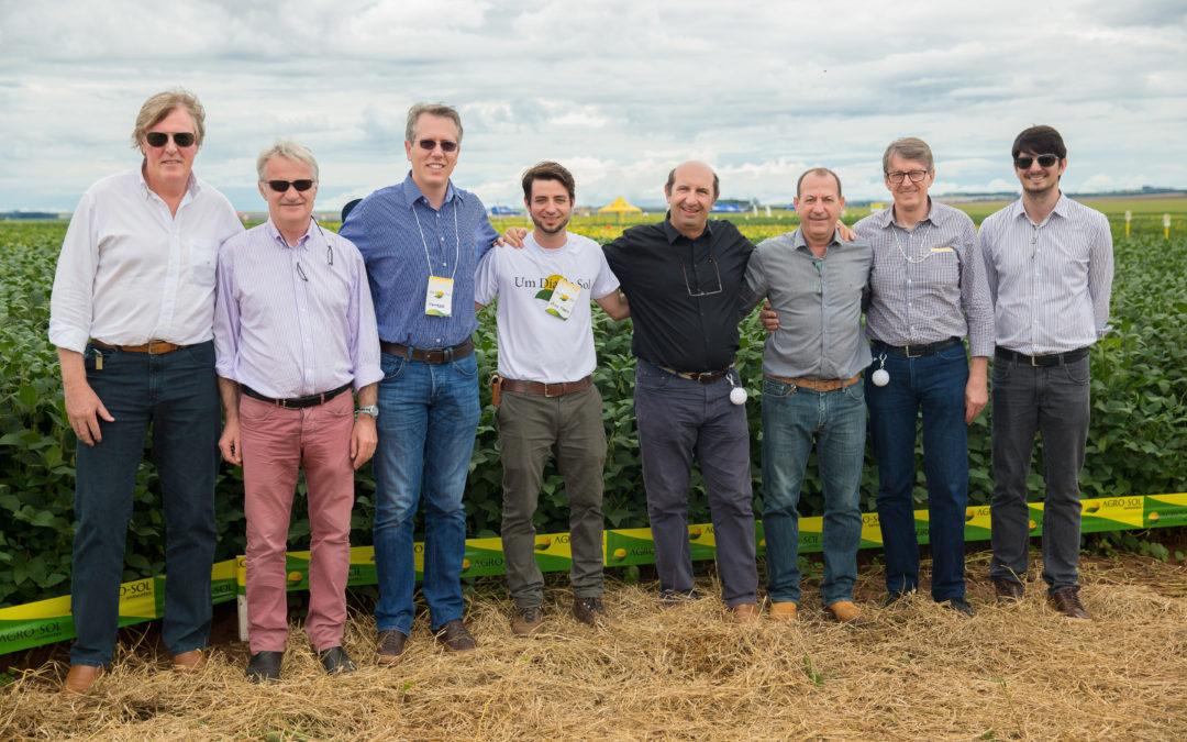 Agro-Sol Sementes e francesa InVivo consolidam aliança estratégica no mercado de sementes