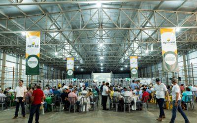Agro-Sol comemora 20 anos, lança nova marca e reúne mais de 300 pessoas em dia de campo