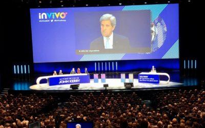 Diretores da Agro-Sol participam de convenção anual da InVivo na França