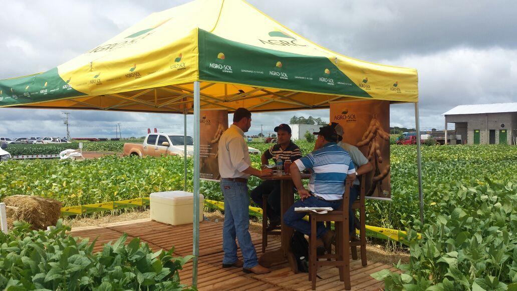 Agro-Sol divulga produtos no Vale do Araguaia durante a Dinetec
