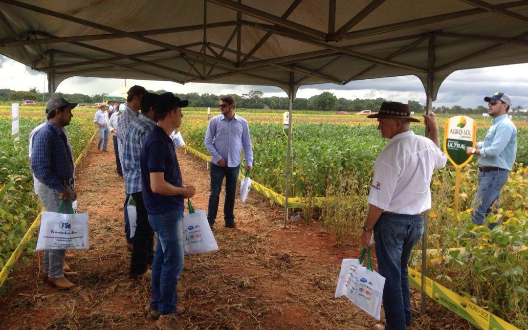 IV Encontro de Variedades e TecnologiasFazenda Santa Rita apresenta novidades na região do Xingu