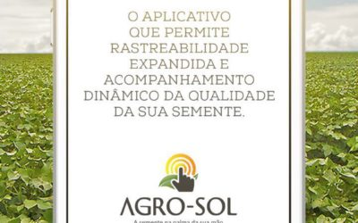 APP Agro-Sol permite mais transparência e segurança ao cliente