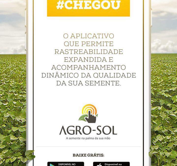 Agro-Sol lança ferramenta inovadora de rastreabilidade e controle da qualidade da semente