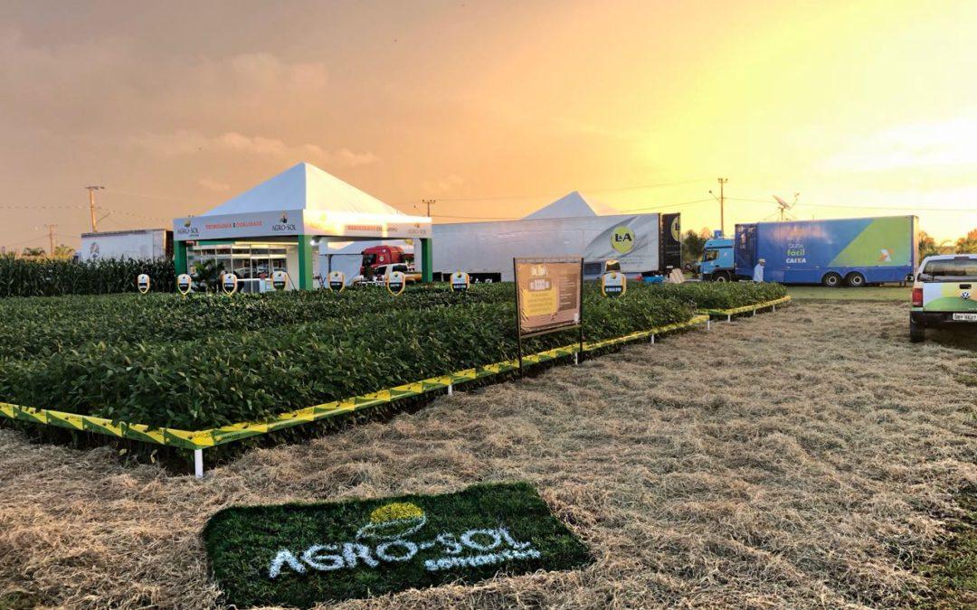 Agro-Sol comemora participação produtiva na Show Safra