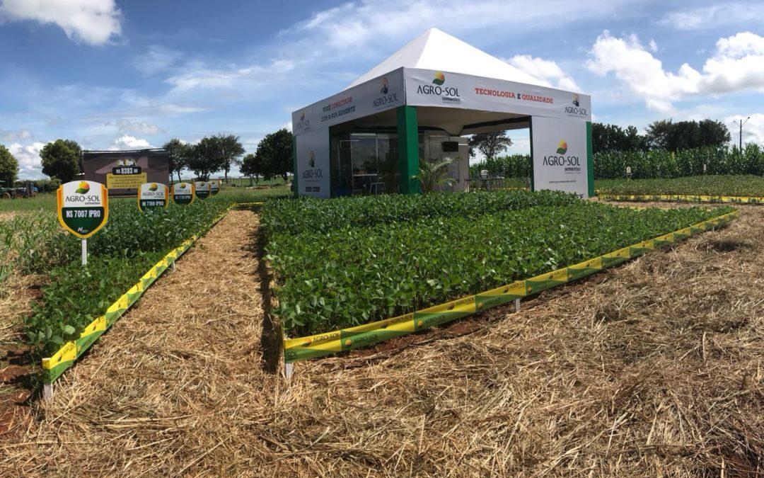 Agro-Sol apresenta soluções inovadoras durante a 11ª Parecis SuperAgro
