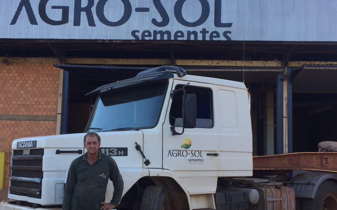 1º de Maio: uma homenagem ao colaborador mais antigo da Agro-Sol