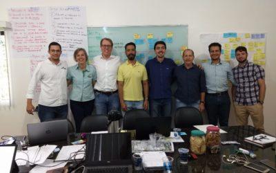 Equipe recebe treinamento de otimização de processos no TSI