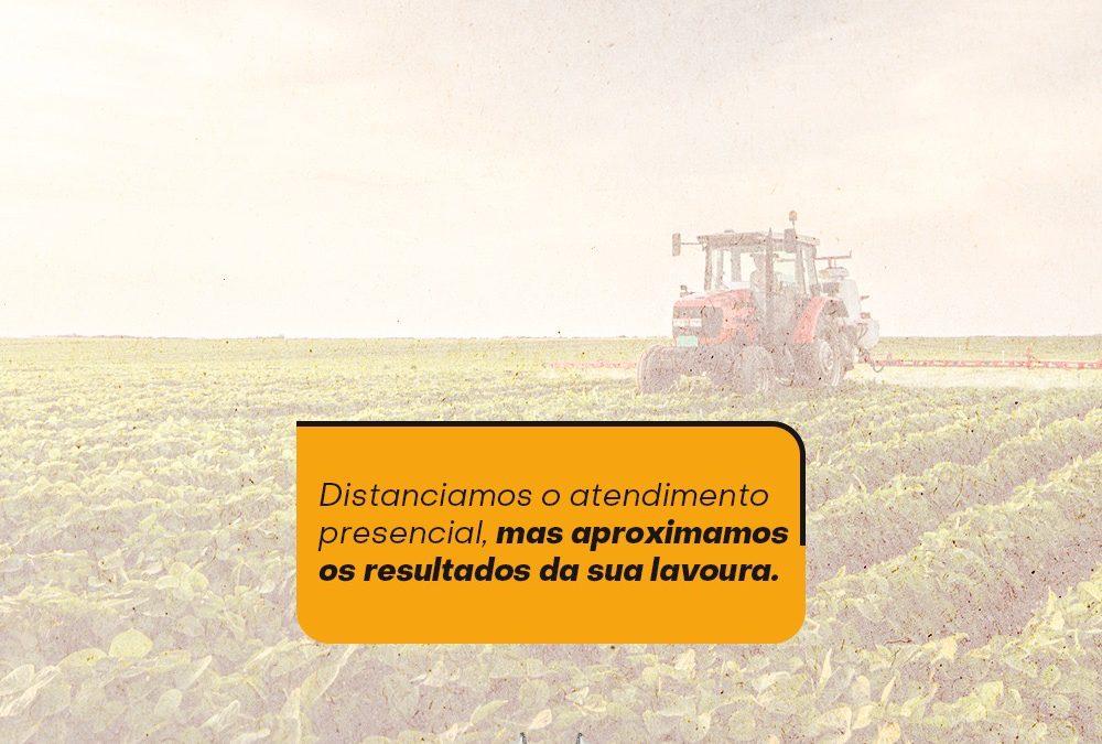 Time comercial Agro-Sol: negócios 100% online
