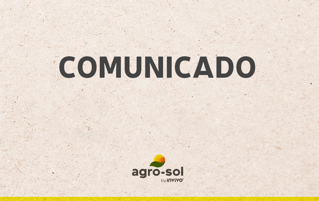 Comunicado: atividades durante a pandemia de Coronavírus