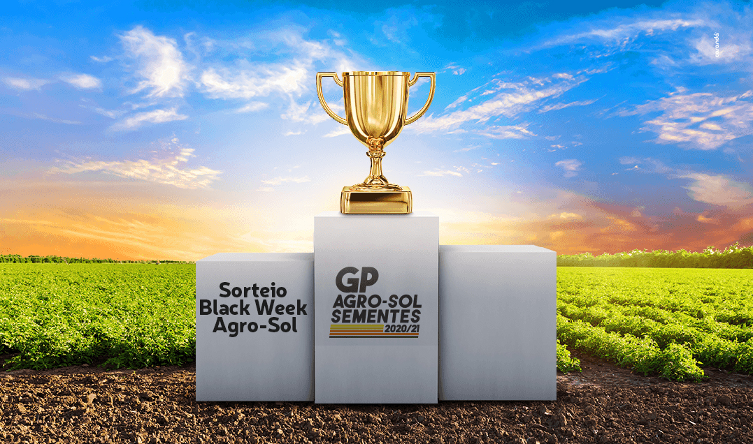 Saiba quem é o ganhador da Black Week Agro-Sol que irá para a França em 2021