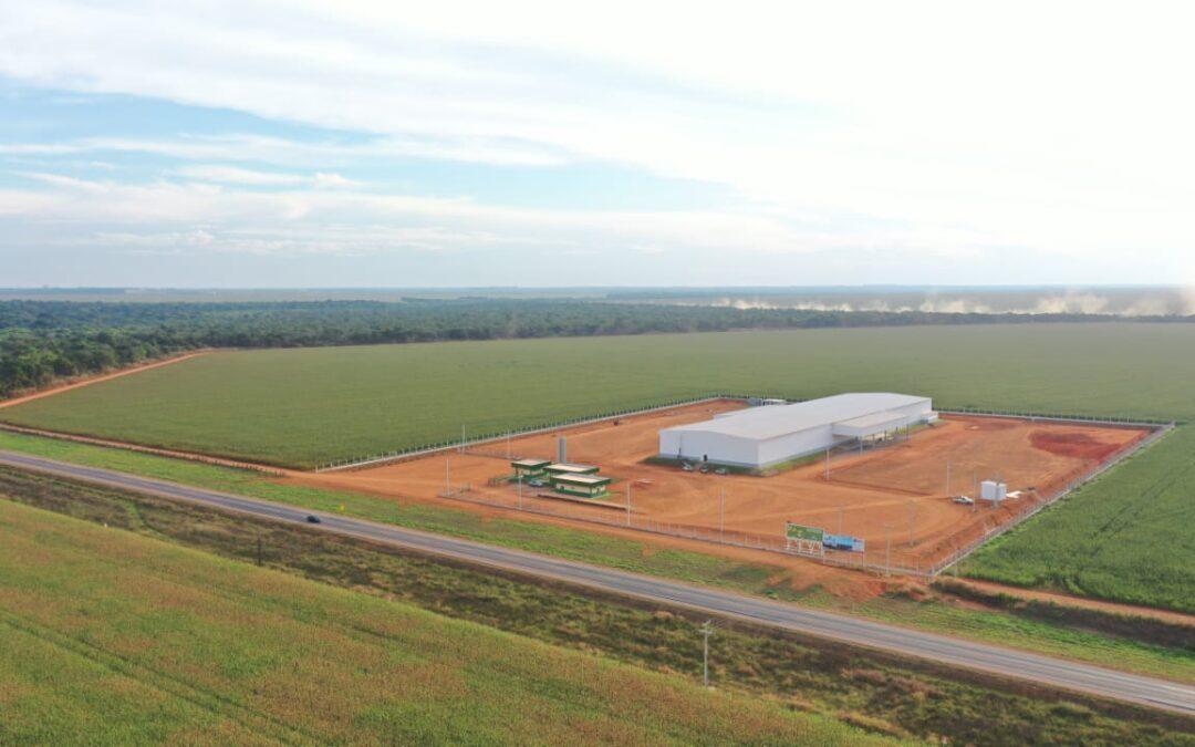 Primeiro centro mato-grossense de tratamento e distribuição de sementes é inaugurado no Norte de MT