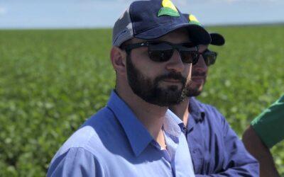 De estagiário a Superintendente: conheça a trajetória de Marcos Tomazeli na Agro-Sol
