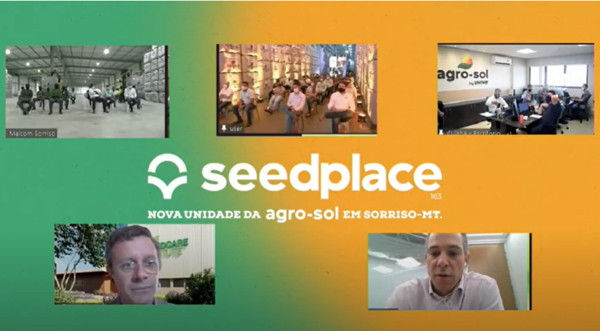 """""""Agro-Sol foi uma das primeiras empresas do mercado a acreditar no TSI"""", diz Líder de Seedcare Latam"""