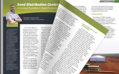 Seed Place 163 ilustra artigo em publicação internacional